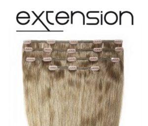 Clip-In Echthaar Extensions